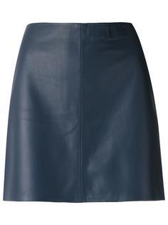 panelled skirt Egrey