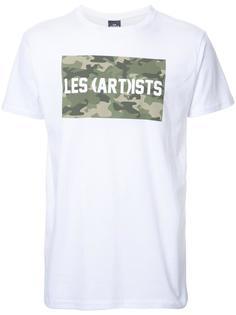 футболка с логотипом Les (Art)Ists