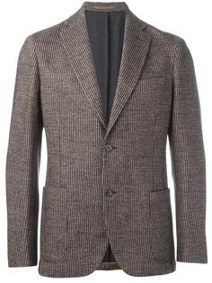 твидовый пиджак Eleventy