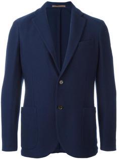 приталенный пиджак Eleventy