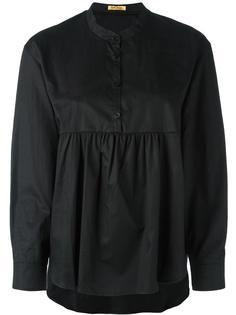 плиссированная блузка Peter Jensen