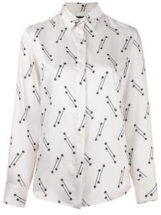 рубашка с узором   Eggs
