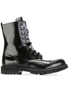 ботинки на шнуровке Christian Pellizzari