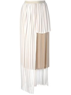 плиссированная юбка 'Zoe' Erika Cavallini