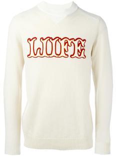 свитер 'Liife' Sacai