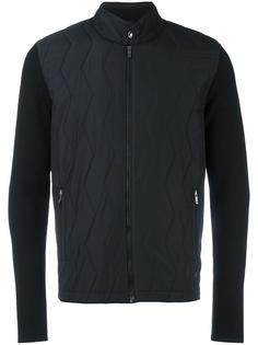 куртка с воротником-стойкой  Z Zegna