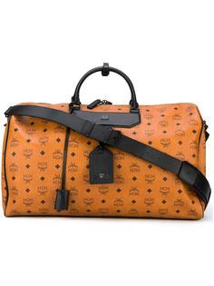 дорожная сумка с логотипом MCM