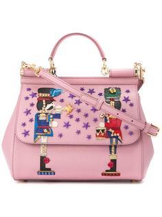 сумка-тоут 'Sicily' Dolce & Gabbana