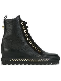 ботинки на шнуровке  Baldinini