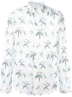 рубашка с принтом пальм Ps By Paul Smith