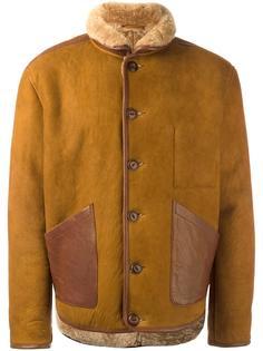 куртка из овчины YMC