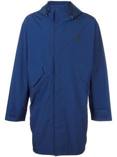 пальто на молнии с капюшоном Ps By Paul Smith