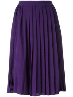 плиссированная юбка миди Giambattista Valli