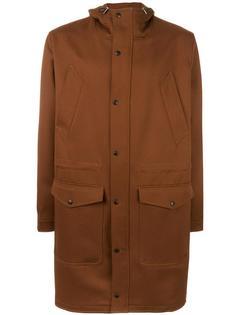 пальто с капюшоном Ami Alexandre Mattiussi