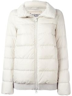 zipped jacket Herno