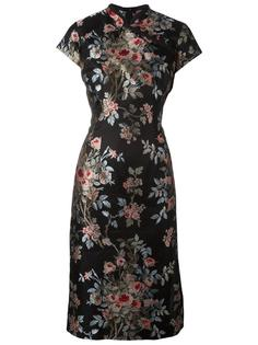 floral print dress Antonio Marras