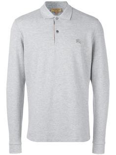 рубашка-поло с длинными рукавами Burberry