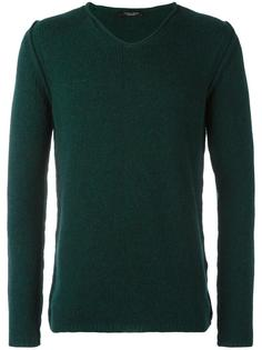 v-neck jumper  Roberto Collina