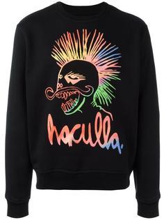 logo print sweatshirt Haculla