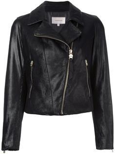 классическая байкерская куртка Borbonese