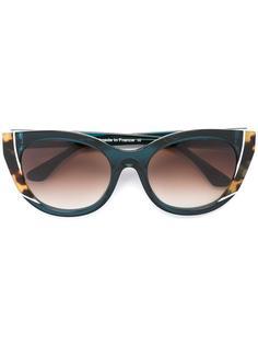 солнцезащитные очки 'Nevermindy'   Thierry Lasry