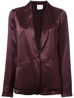 атласный пиджак Forte Forte