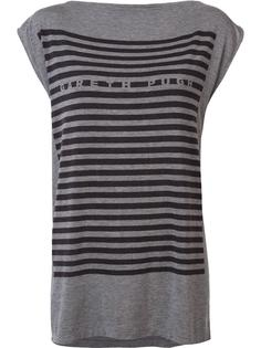 striped T-shirt  Gareth Pugh