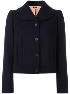 укороченная куртка Jil Sander Navy