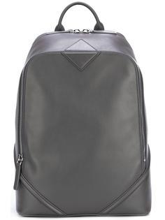рюкзак с застежкой-молнией MCM