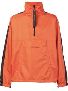 zipped collar jacket Daniel Patrick