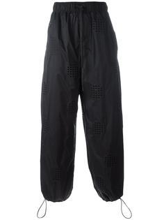 спортивные штаны с перфорацией Craig Green