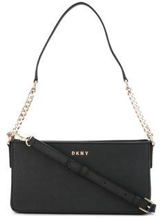 сумка через плечо с логотипом DKNY