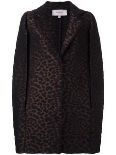 пальто с рукавами-кап Borbonese