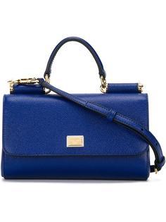 маленькая сумка через плечо 'Sicily'  Dolce & Gabbana
