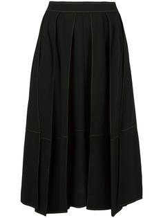 пышная юбка миди Veronique Leroy