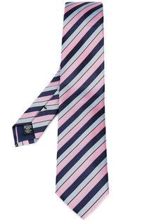 полосатый галстук Ermenegildo Zegna