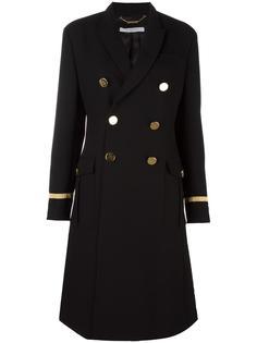 пальто в военном стиле Givenchy