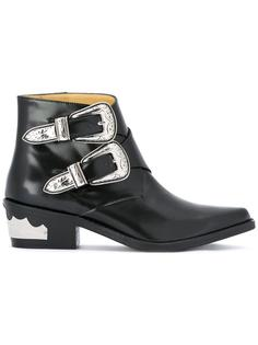 cowboy ankle boots Toga
