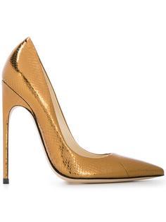 туфли с заостренным носком Brian Atwood