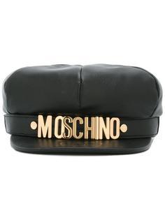 кепка с логотипом Moschino