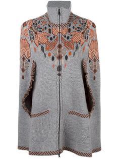 пальто в стиле пончо Giada Benincasa