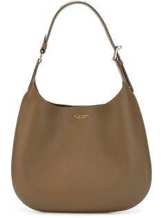 классическая сумка-хобо Ralph Lauren