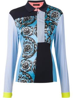 'Baroque Ice' shirt Versace