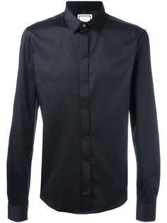однотонная рубашка Wooyoungmi
