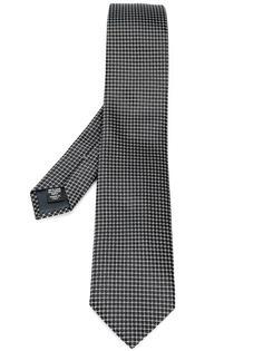 клетчатый галстук Ermenegildo Zegna
