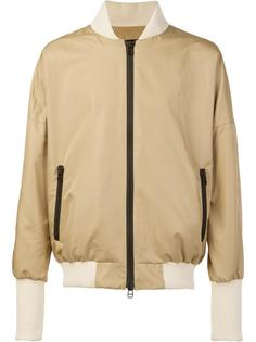 elasticated cuffs bomber jacket Daniel Patrick
