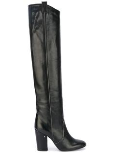knee length boots Laurence Dacade