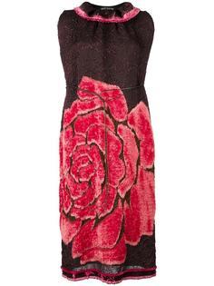 платье с рисунком 'Rose' Ter Et Bantine