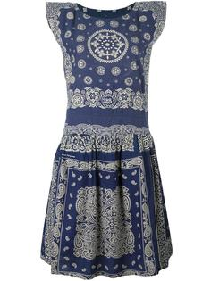 расклешенное платье Visvim