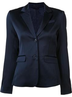 satin effect fitted jacket Atm Anthony Thomas Melillo